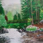 Dave's Falls Bridge