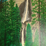 Yosemite Tripple Falls