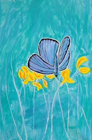 Butterflies #4